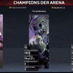 Apex Legend Wins